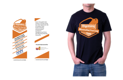 Bookmark and T-Shirt Design